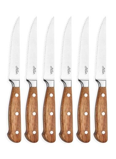 Cutt Et Bıçağı - 6 Lı Set-The Mia
